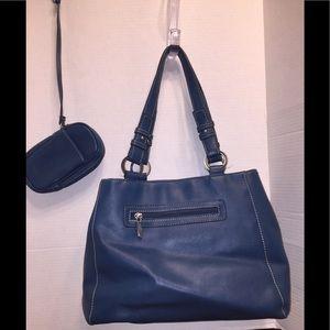 Croft & Barrows Faux Leather Shoulder Bag & purse
